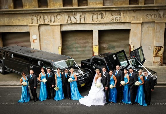 Luxury Wedding Transportation Service - H2 Hunter Hummers